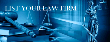 list your law firm today